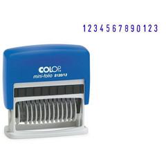 Нумератор ручной Colop S120/13 13-разрядный