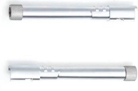 Металлический внешний стволик с 14мм резьбой для CZ SP-01 SHADOW (артикул 18512)