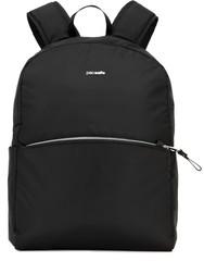 Женский рюкзак антивор Pacsafe Stylesafe backpack, черный, 12 л.