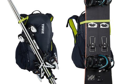 Картинка рюкзак горнолыжный Thule Upslope 25L Lime Punch - 6