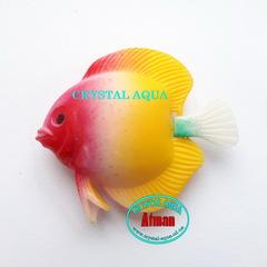 Рыбка пластмассовая №15