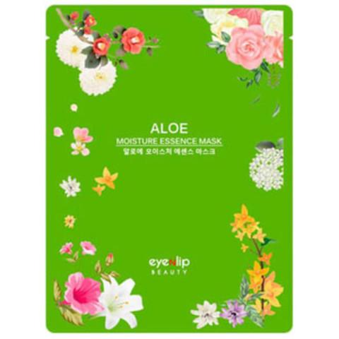 Маска для лица тканевая с Алоэ Eyenlip Aloe Oil Moisture Essence Mask