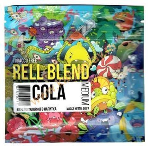 Бестабачная смесь Rell Blend - Кола