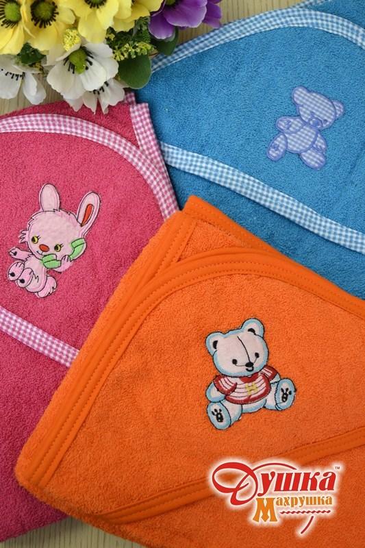 Уголок детский для бани в сумке 100% хлопок