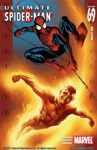 Ultimate Spider Man #69