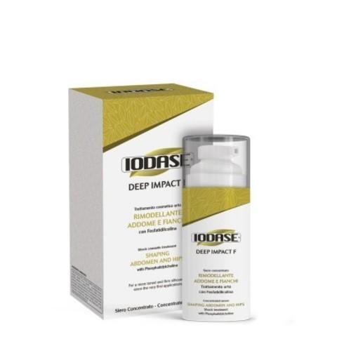 Natural Project Iodase Deep Impact: Разогревающая  сыворотка для удаления жировых отложений с фосфатидилхолином (Iodase Deep Impact F serum), 100мл
