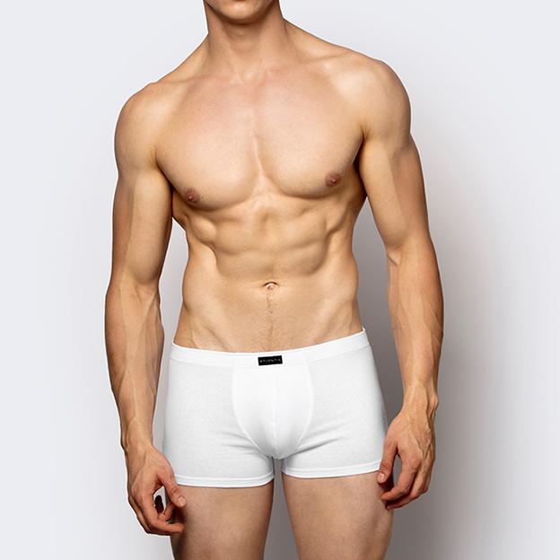 Трусы мужские шорты Basic 3BMH-007 хлопок. Набор из 3 шт.