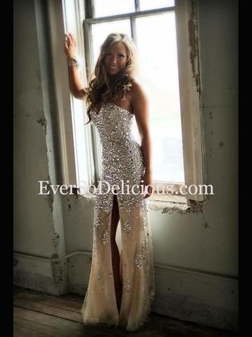 Юлия в платье Jovani 4247