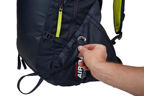 Картинка рюкзак горнолыжный Thule Upslope 25L Lime Punch - 7