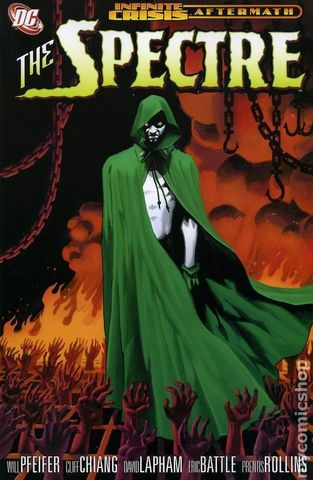 Infinite Crisis Aftermath: The Spectre TPB