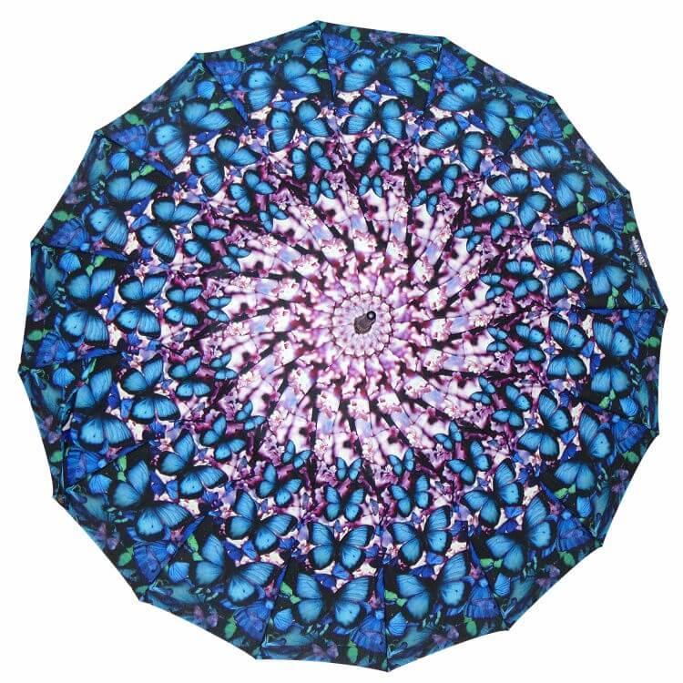 Зонт-трость JP Gaultier 1322-16B-2 Papillon sakura