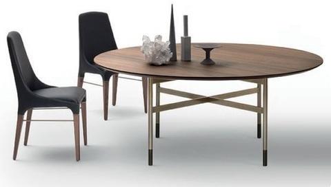 Обеденный стол GLAMOUR КРУГЛЫЙ, Италия
