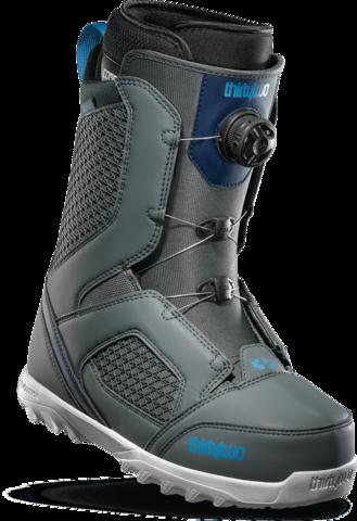 Ботинки сноубордические Thirtytwo Stw Boa - slate