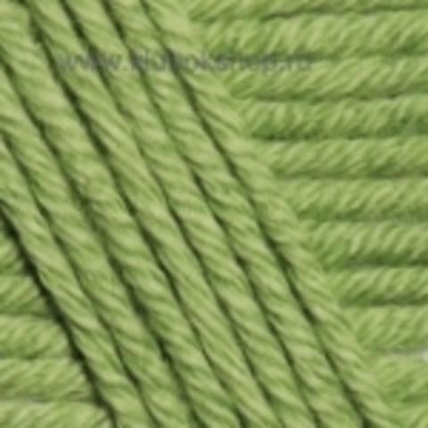 Пряжа Ideal YarnArt Зеленый 235