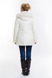 Куртка для беременных 04849 кремовый