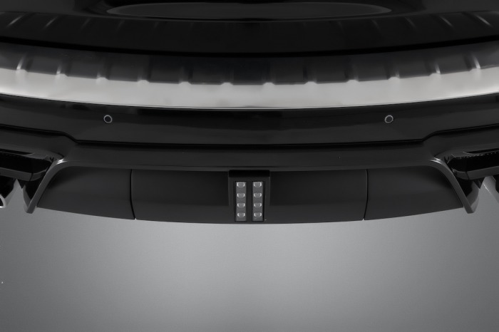 Обвес Larte Design Missuro для Infiniti QX80
