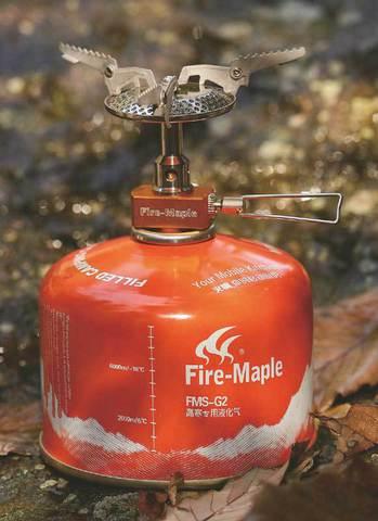 Картинка горелка туристическая Fire-Maple Mini FMS-116  - 2