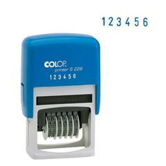 Нумератор ручной Colop S226 6-разрядный