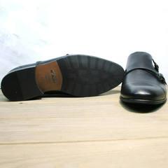 Модные мужские туфли классика Ikoc 2205-1 BLC.