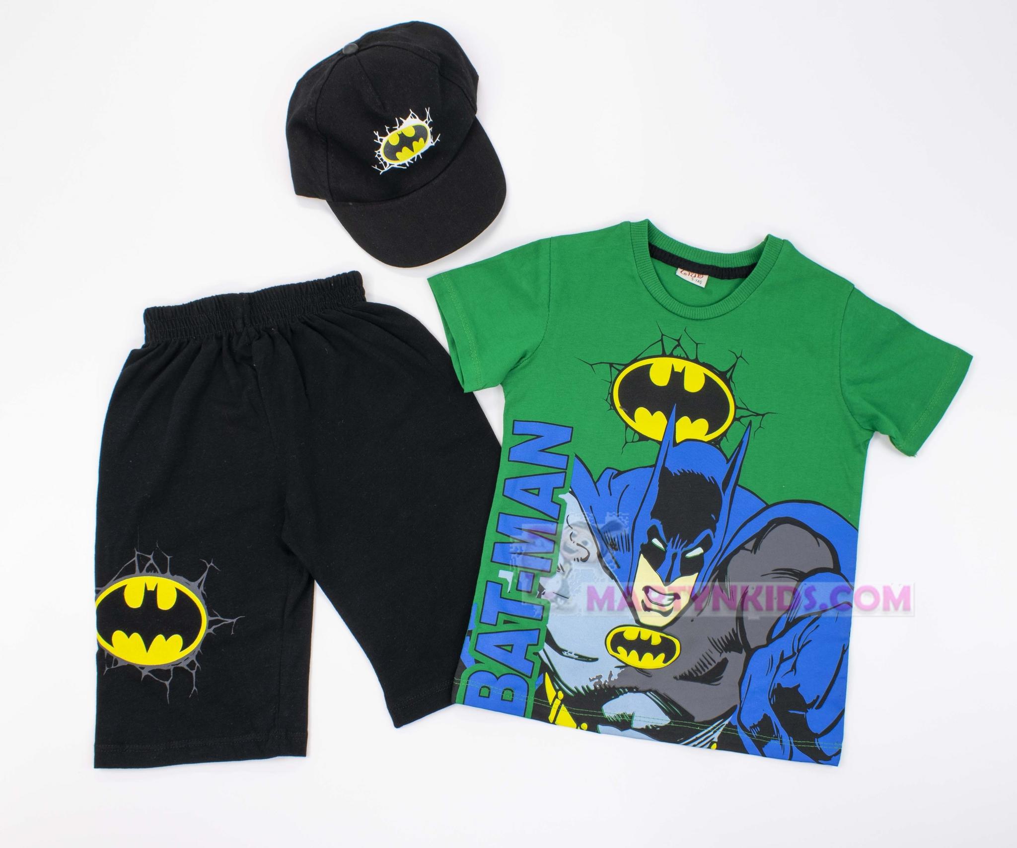 3401 костюм BATMAN с кепкой