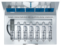 Doctor Babor Ампулы с Гиалуроновой Кислотой Power Serum Ampoules Hyaluronic Acid