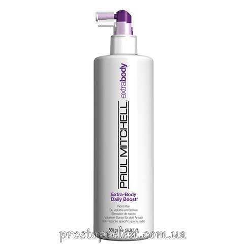 Paul Mitchell Extra-Body - Лосьйон для екстра-об'єму в прикореневій зоні