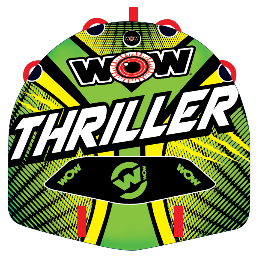 "Towable ski tube ""Thriller"", 1 person"