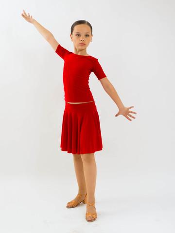 Детская юбка солнце для танцев
