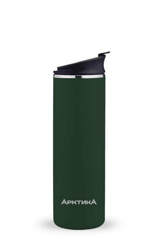 Термокружка Арктика (0,48 литра), зеленая
