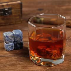 Набор камней для виски «Камни в стакане», 4 шт, фото 3
