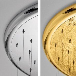 Потолочный светильник копия AURA by AXO LIGHT D 60 cm (черный)