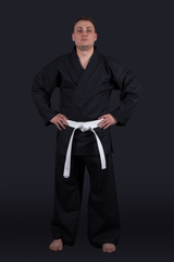 Кимоно BFS - Black / Medium