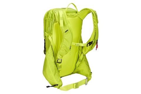Картинка рюкзак горнолыжный Thule Upslope 25L Lime Punch - 2