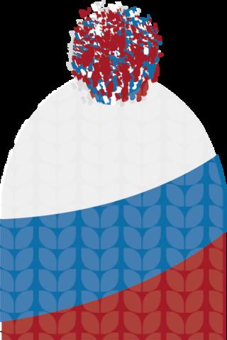 Шапка Nordski Knit Colour Rus