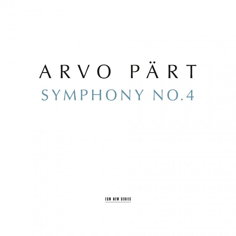PART, ARVO:  Symphony No. 4