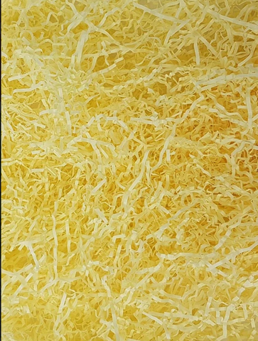 Бумажный наполнитель Желтый, 50 гр