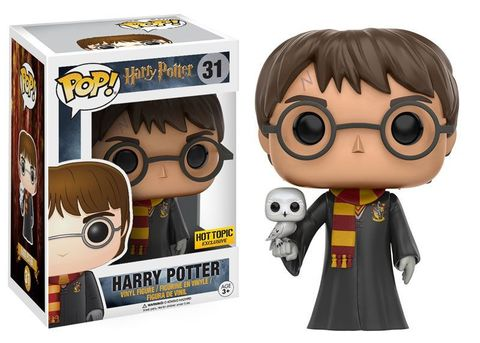 Harry Potter (31) Funko Pop! || Гарри Поттер c Буклей