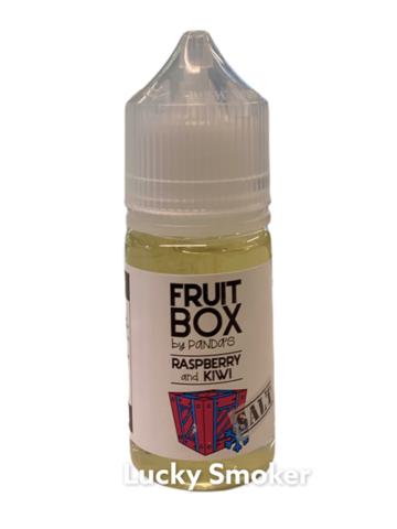 Жидкость Fruit Box Salt 30 мл Raspberry Kiwi