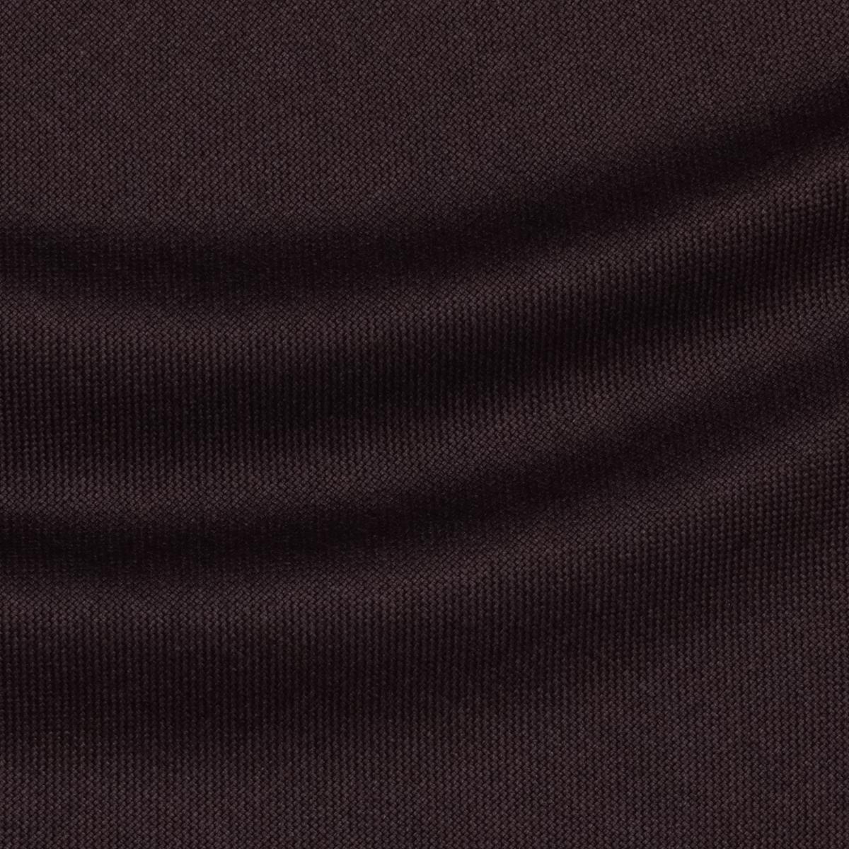 Кашемирово-шёлковая рогожка сливового цвета
