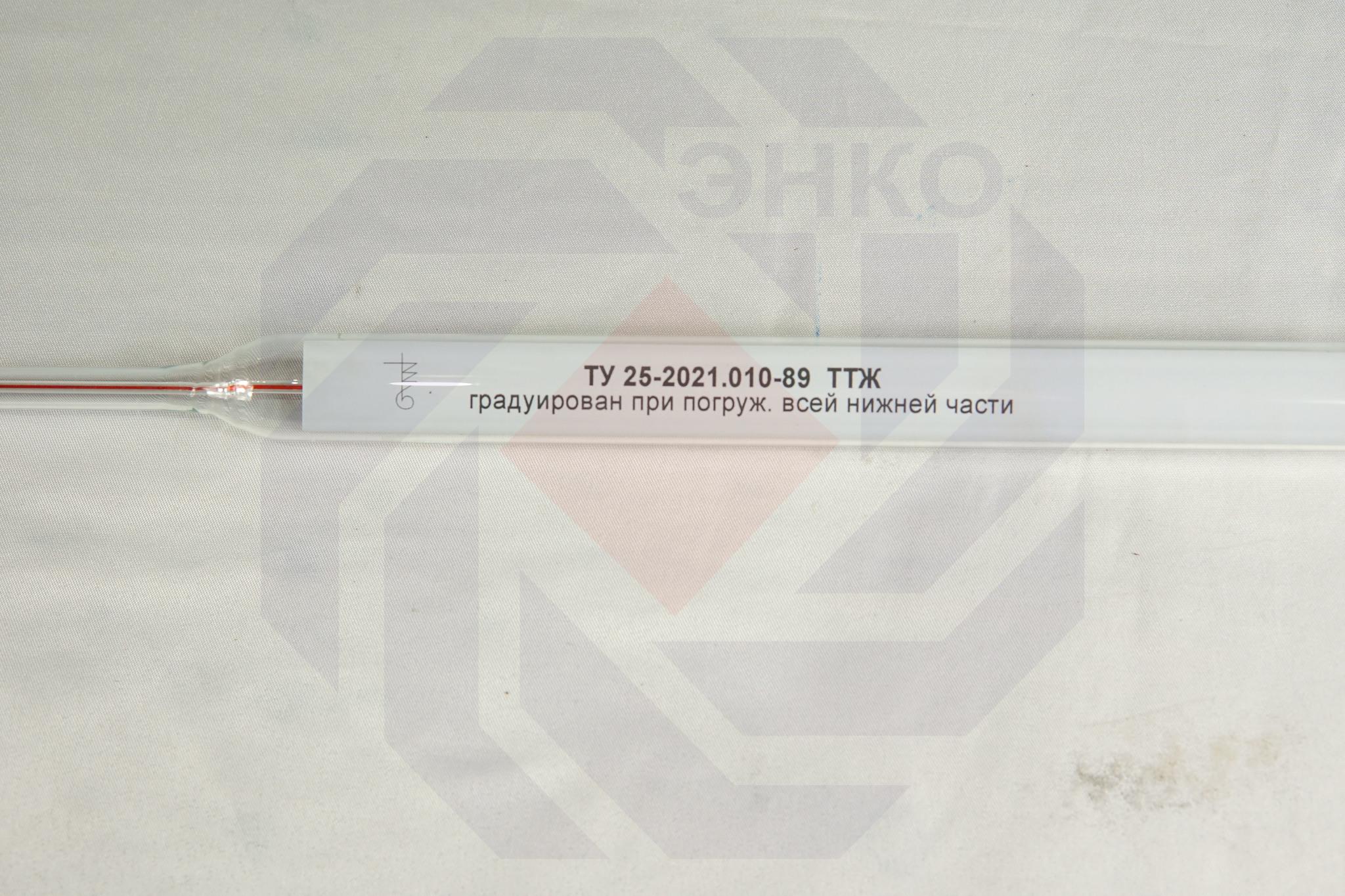 Термометр жидкостный ЮМАС ТТЖ П5 0-160 °С