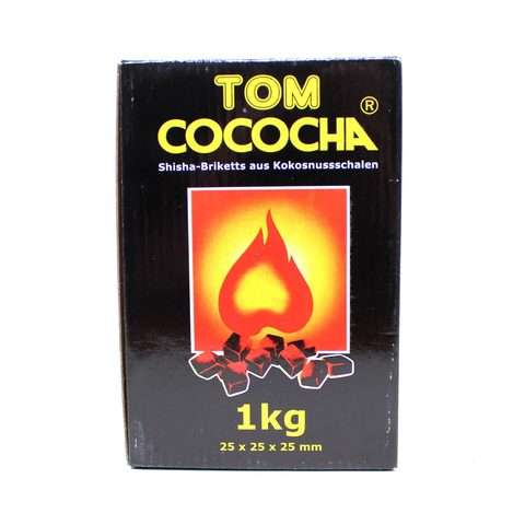 Уголь Tom Cococha Yellow (1кг)