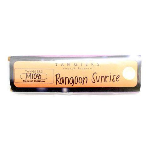 Табак для кальяна Tangiers Noir (оранж) С 108 Rangon Sunrise 250 гр.