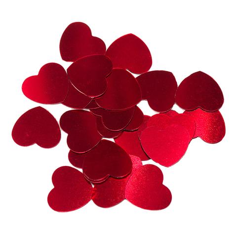 Сердца Красный 2 см