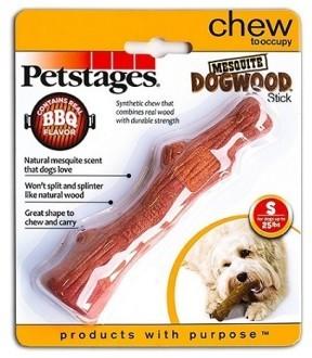 Petstages Игрушка для собак Petstages Mesquite Dogwood с ароматом барбекю 16 см маленькая 05700265-19dc-11e7-8116-00155d290810.jpg