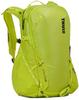 Картинка рюкзак горнолыжный Thule Upslope 25L Lime Punch - 1