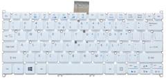 Клавиатура Acer V5-122 E11 V13 V5-331 E3-111 V3-371 Белая