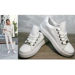 Туфли комфорт женские Molly shoes 557 Whate