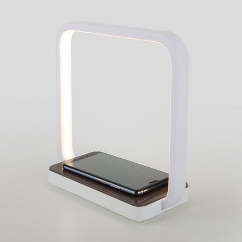 Настольный светодиодный светильник 80502/1 коричневый 80502/1