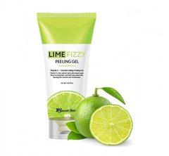 Гель-скатка Secret Skin для очищения лица с экстрактом лайма 120 мл