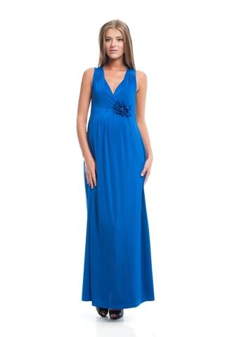 Платье для беременных цвет изумруд